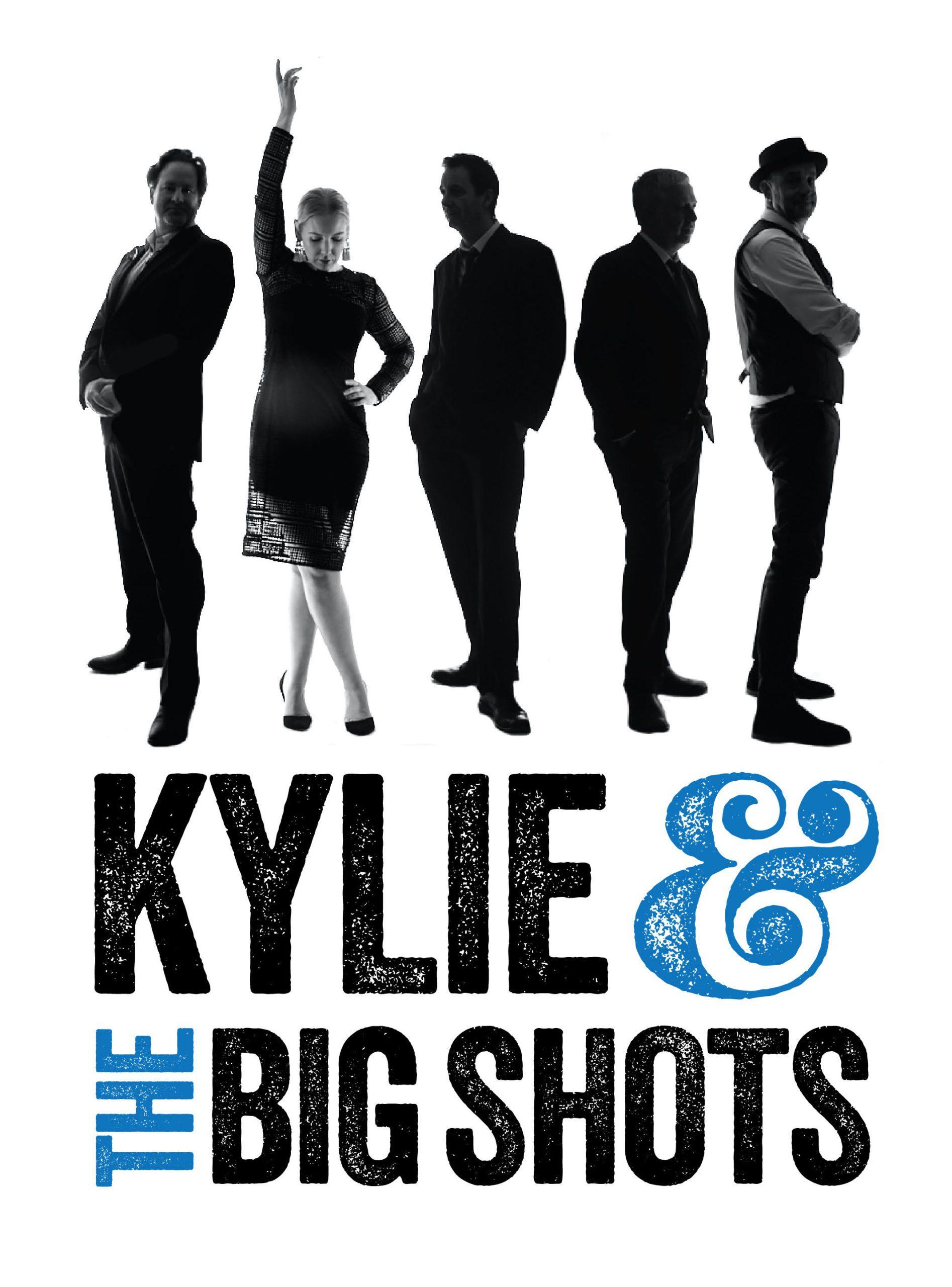 Shaun Evans & Kylie Harrison of the Big Shots